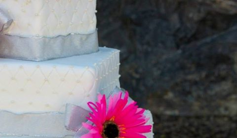 Square Wedding Cake2